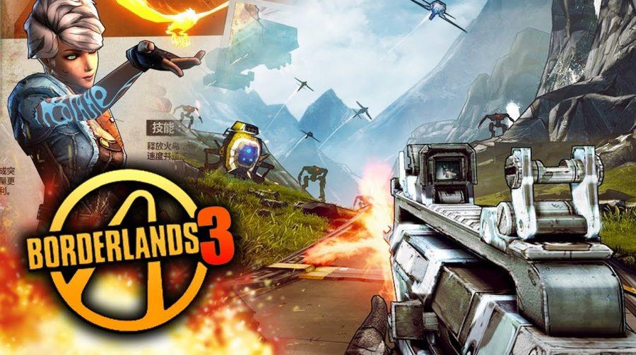 Borderlands 3? Gearbox promete novidades