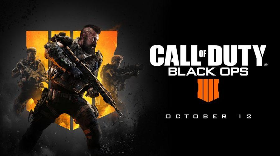 Pré-vendas de Call of Duty: Black Ops IIII estão