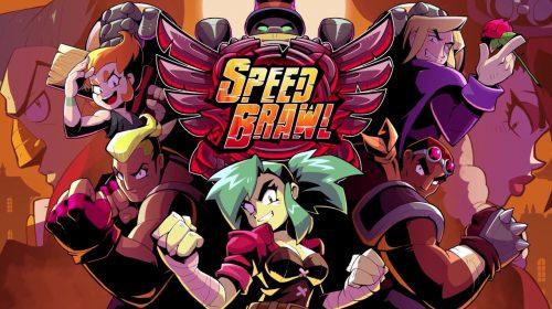 Speed Brawl, jogo que mescla combate e corridas, é anunciado para PS4