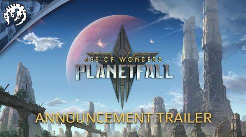 Age of Wonders: Planetfall é anunciado para PlayStation 4; conheça