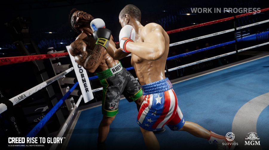 Com Rocky Balboa, Creed: Rise to Glory chega ao PSVR no terceiro trimestre