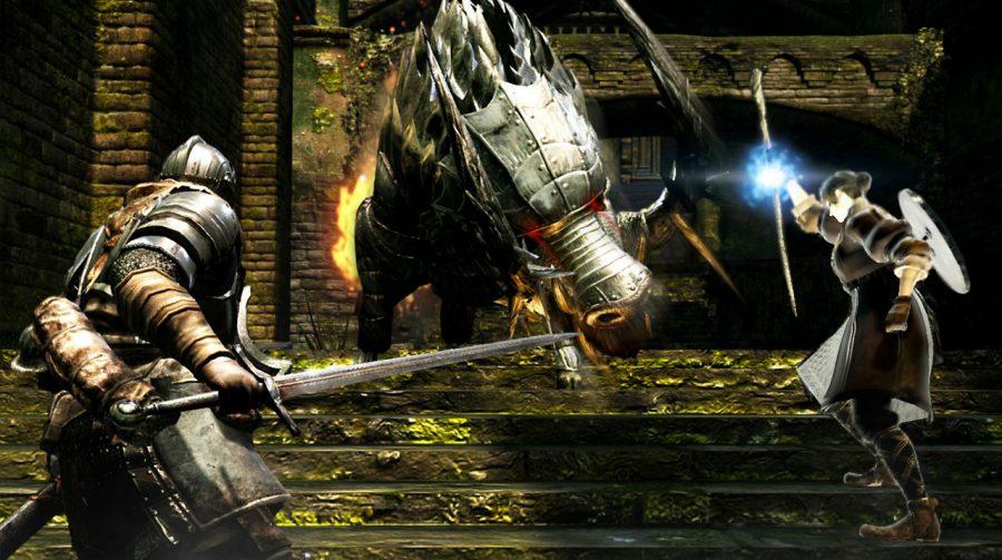 Dark Souls Remastered: testes de rede começam na próxima semana