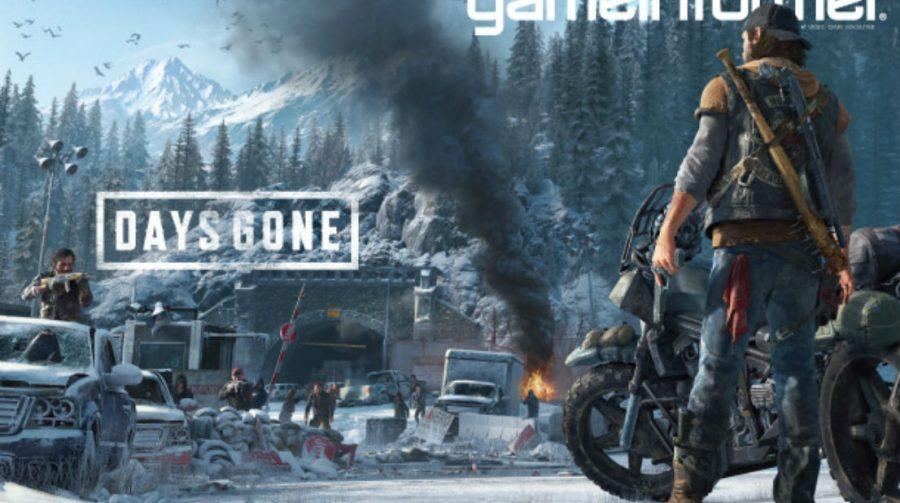 Days Gone será capa da Game Informer de maio; Novo trecho de gameplay