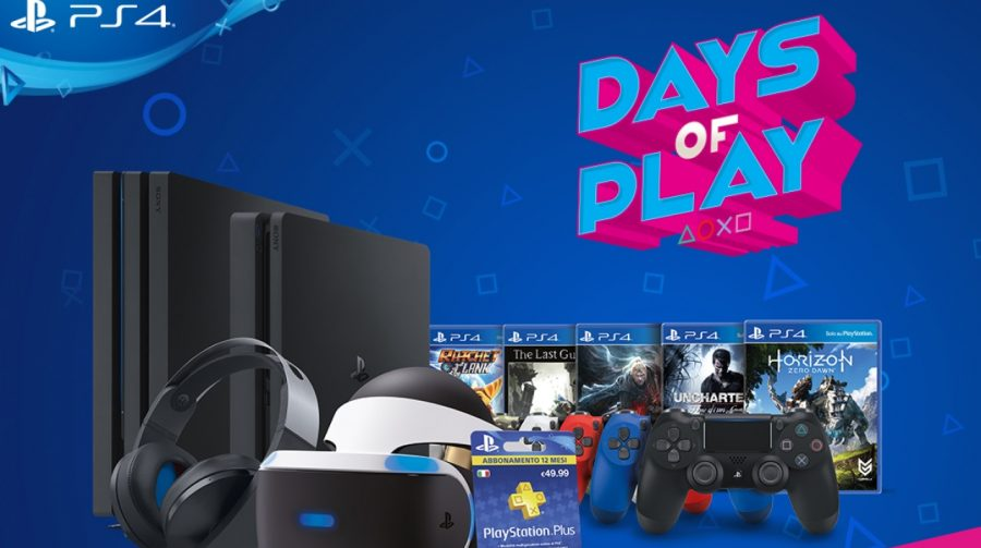 Days of Play no Brasil trará descontos no PS4 Pro, PS Plus, jogos e mais!
