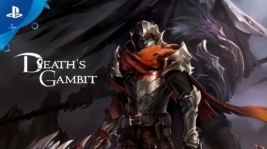 Death's Gambit chegará ao PS4 em agosto oferecendo
