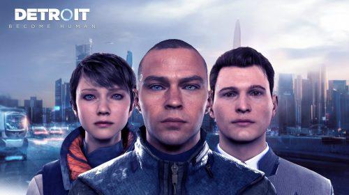 Detroit Become Human já alcançou 1,5 milhão de jogadores