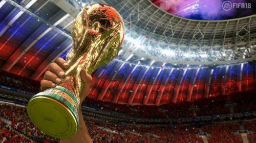 EA Sports simula Copa do Mundo no FIFA 18, e Brasil cai nas quartas