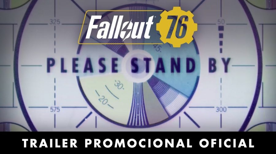 Oficial! Bethesda anuncia Fallout 76; confira primeiro trailer