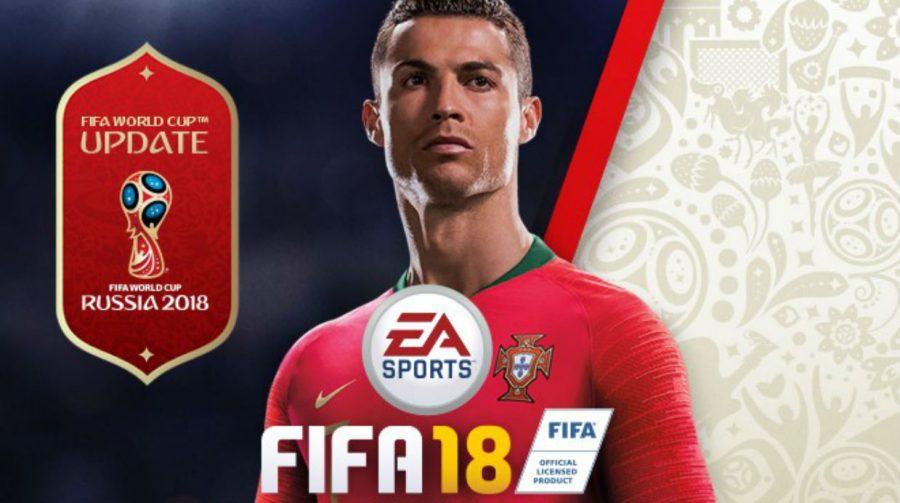 Clima de Copa! No Reino Unido, FIFA 18 é líder de vendas em junho