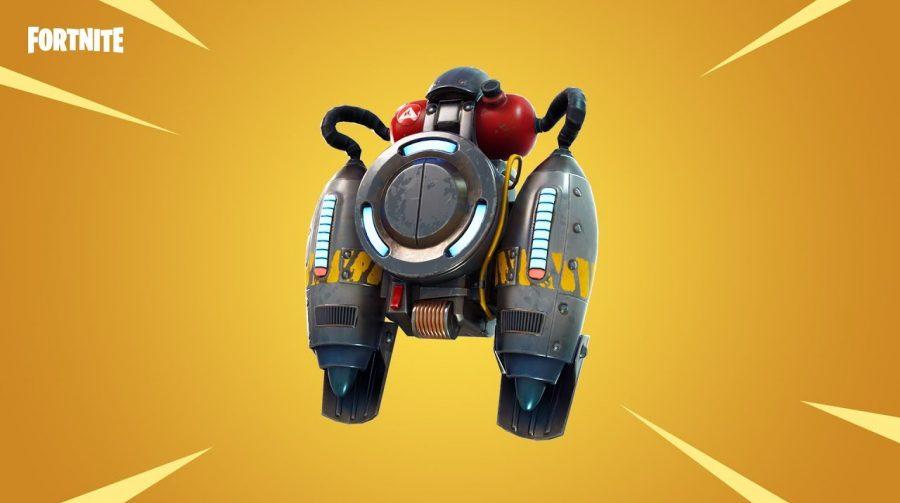 Mais alto! Epic Games adiciona Jetpack ao Fortnite