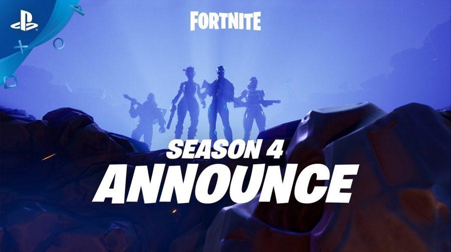 Fortnite recebe 4º Temporada; Veja novidades adicionadas