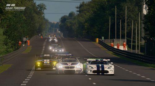 GT Sport recebe novo circuito, Le Mans 24h, carros e eventos