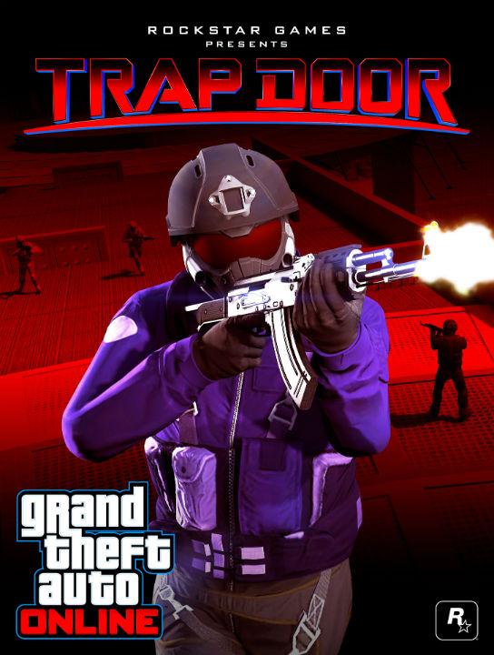 GTA V Trap Door
