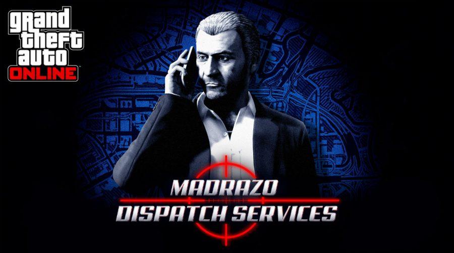 GTA V recebe missões de contato, veículos e descontos in-game
