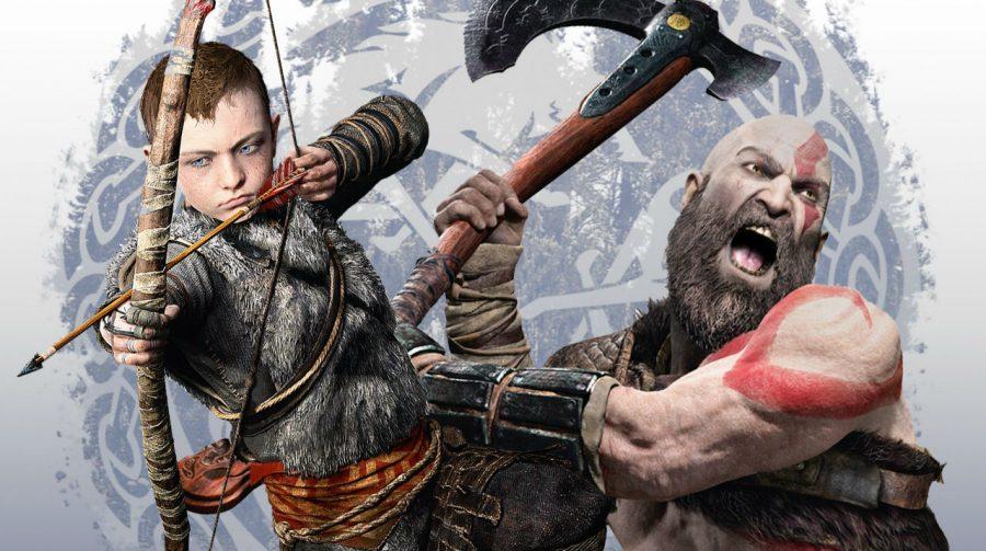 God of War quebra recordes de vendas em abril; PS4 lidera mês