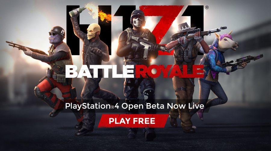 H1Z1 reúne mais de 200 mil jogadores (simultaneamente) em seu primeiro dia
