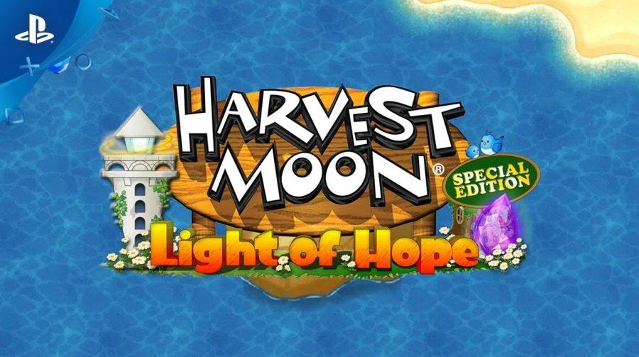 Harvest Moon: Light of Hope Special Edition chega no fim do mês; veja trailer