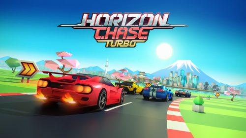 Horizon Chase Turbo, jogo brasileiro, já está disponível para PS4
