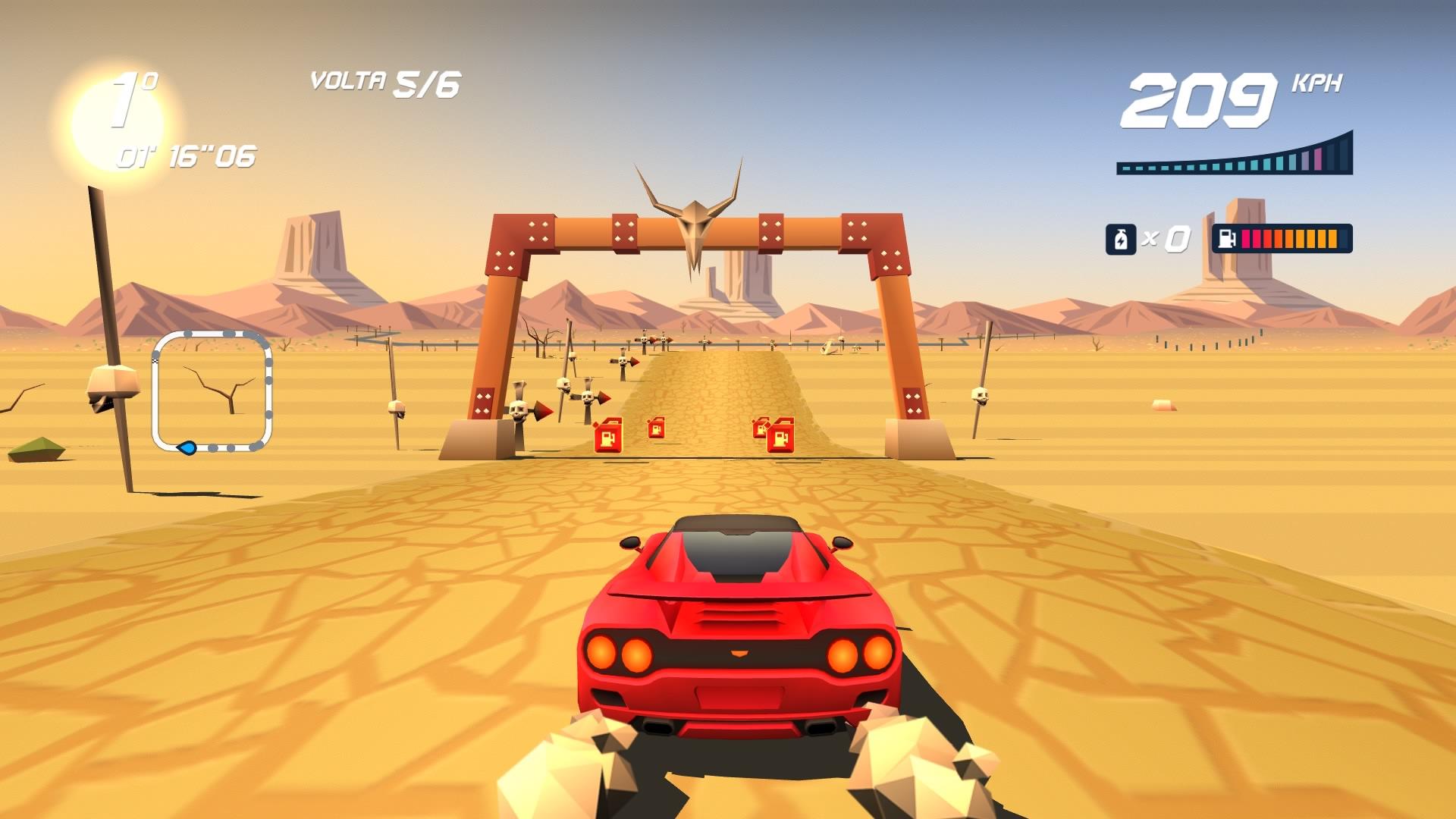 Horizon Chase Turbo: Vale a Pena? 10