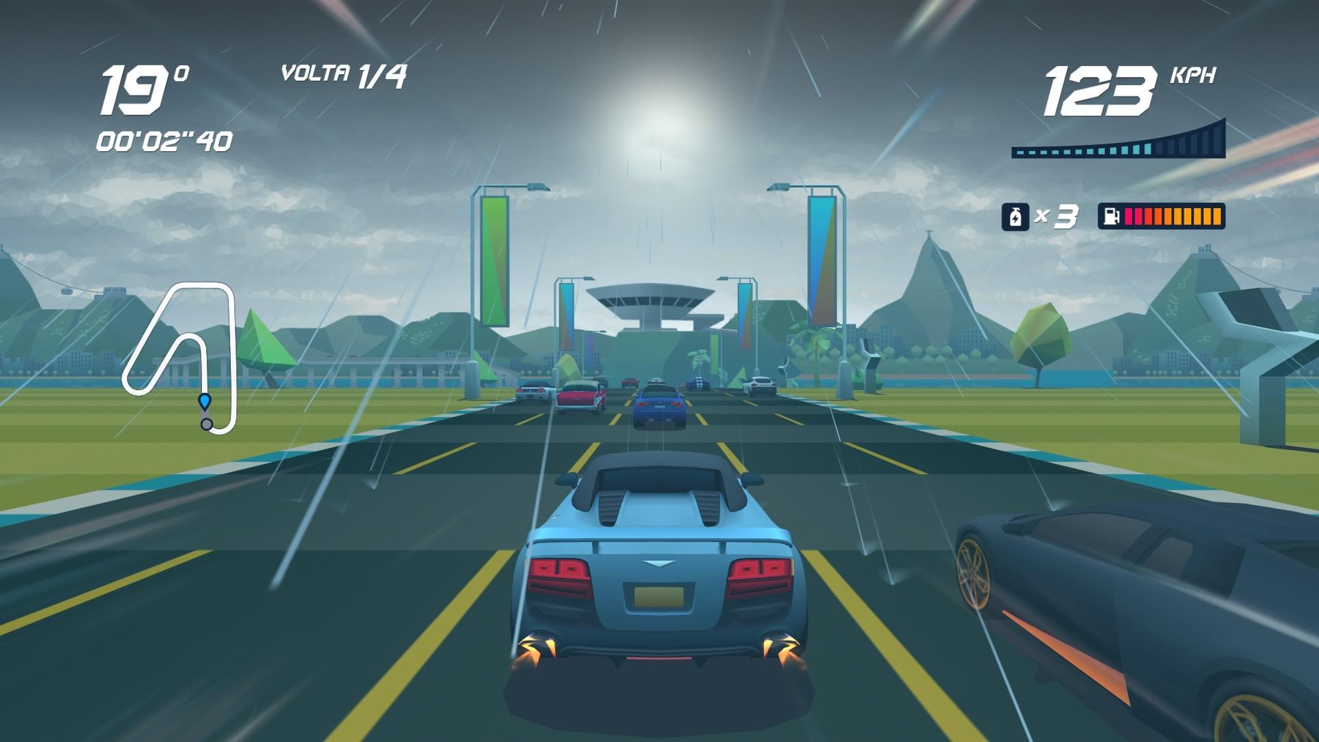 Horizon Chase Turbo: Vale a Pena? 9