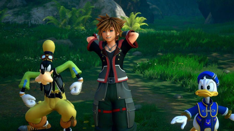 Kingdom Hearts 3 não será adiado, diz Square Enix