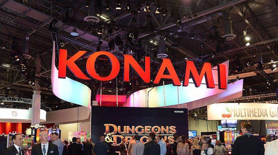 Bons números! Konami anuncia