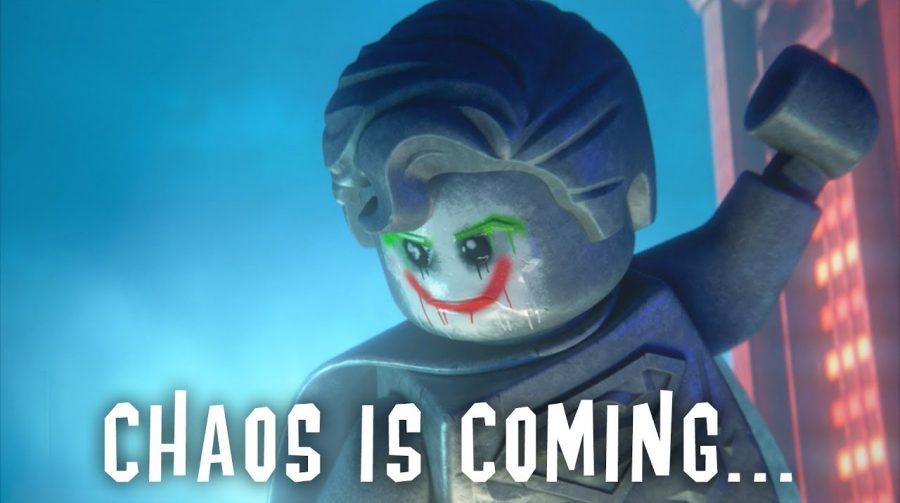LEGO DC de Super Vilões ganha teaser com o Coringa; assista