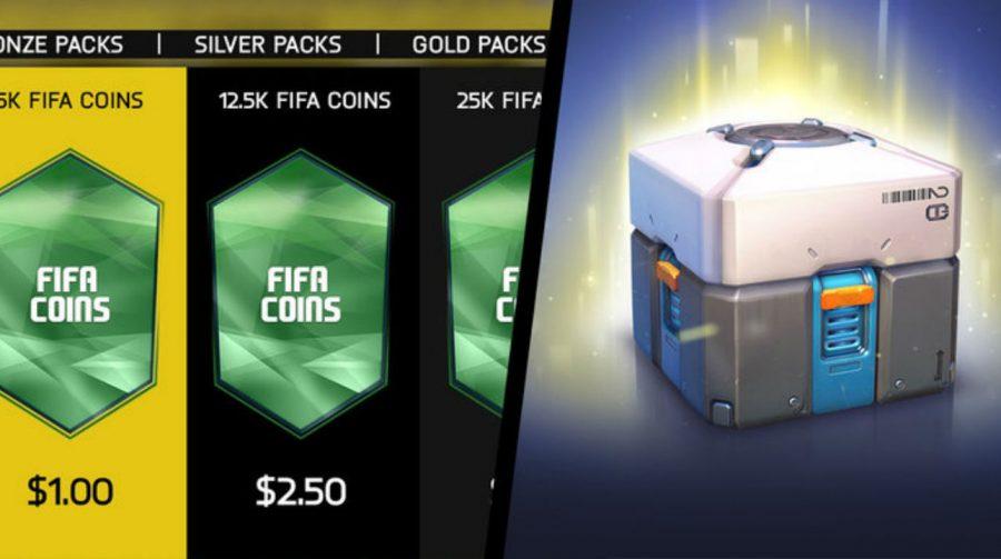 EA garante que loot boxes não são