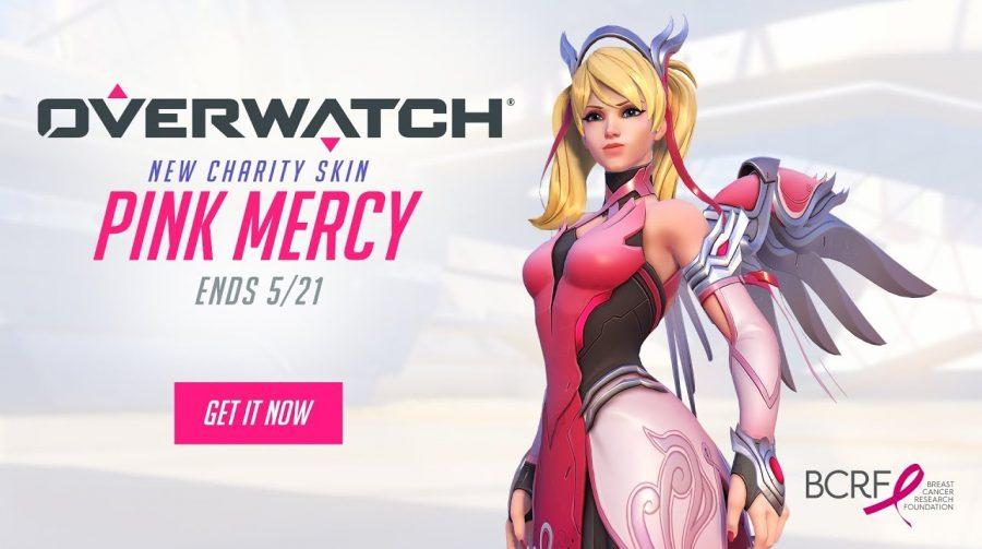 Overwatch: Sony acusada de 'ficar' com parte de campanha beneficente