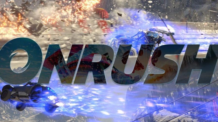 Novo gameplay de ONRUSH destaca modos de jogo e muita correria