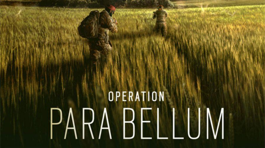 Rainbow Six Siege ganhará operadores italianos na Operation Para Bellum