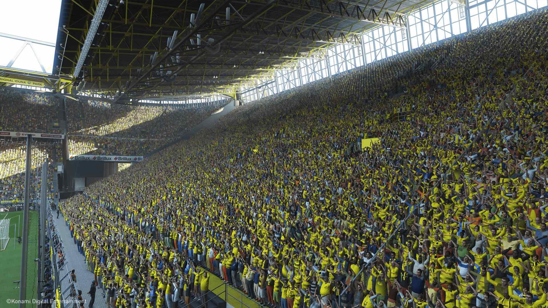 Signal Iduna Park - PES 2019