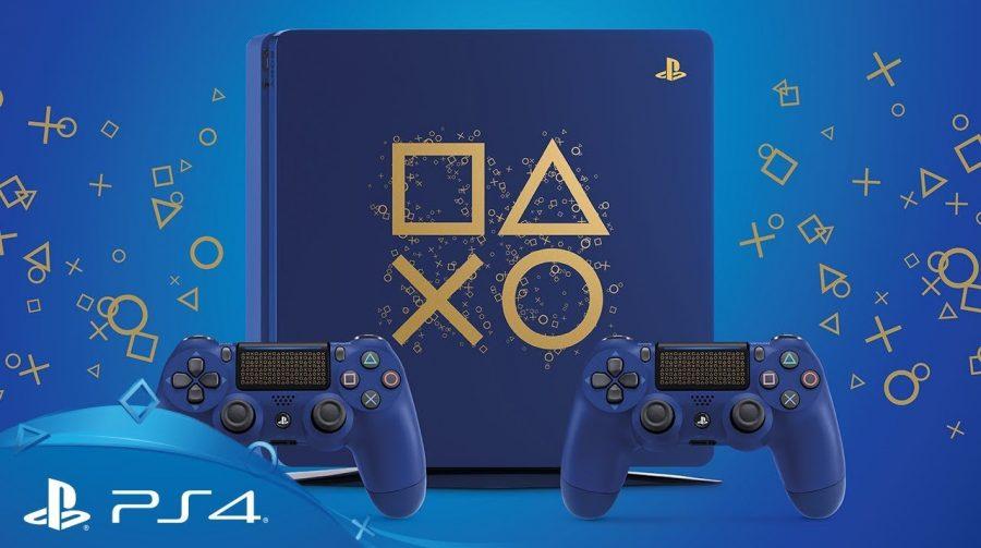 Sony anuncia edição limitada do PS4; Queda de preço nos EUA