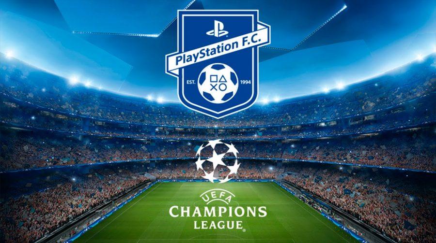 Inscreva-se! PlayStation te leva à festa da UEFA Champions League
