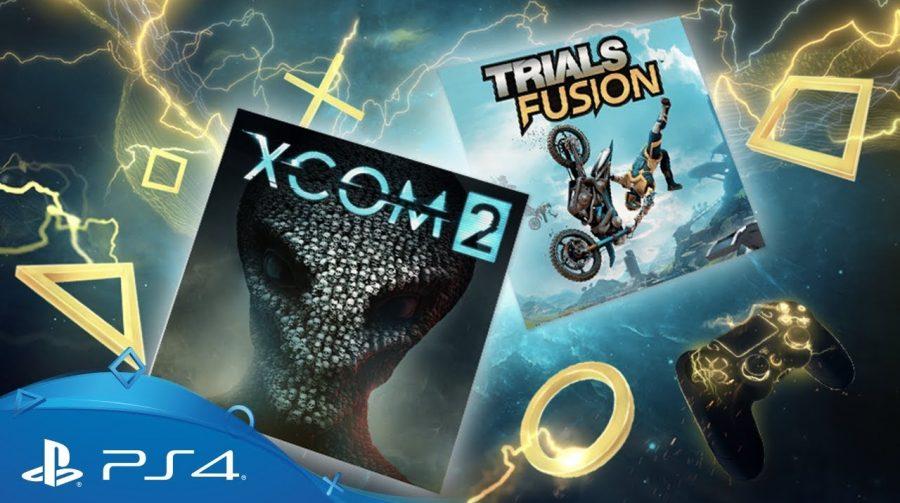 [Oficial] PS Plus de Junho conta com XCOM 2 e Trials Fusion; veja todos