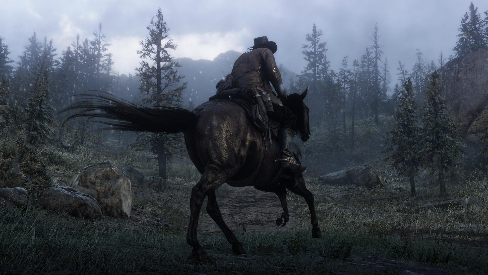 Red Dead Redemption 2: novas e belíssimas imagens destacam visual do jogo 1