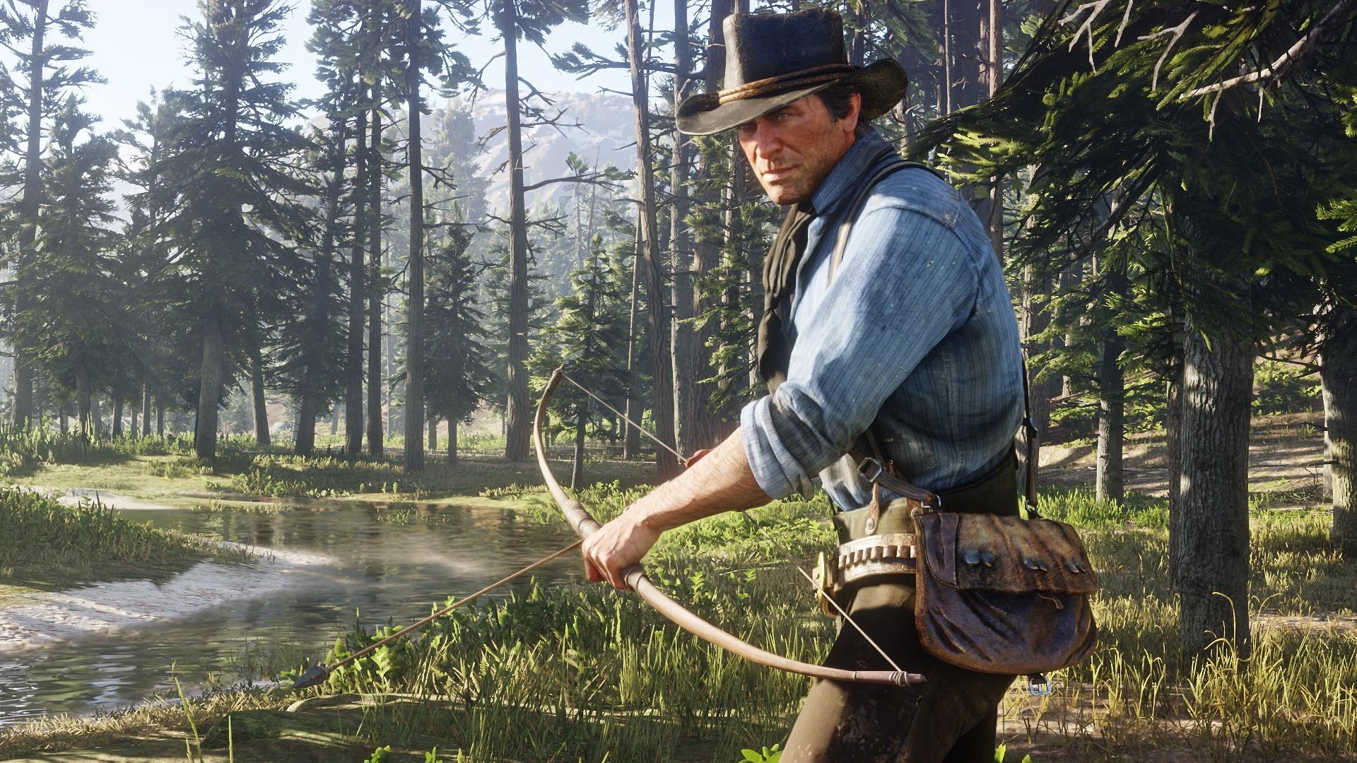 Red Dead Redemption 2: novas e belíssimas imagens destacam visual do jogo 10
