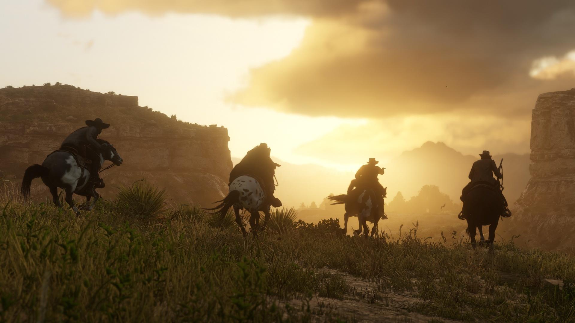 Red Dead Redemption 2: novas e belíssimas imagens destacam visual do jogo 13