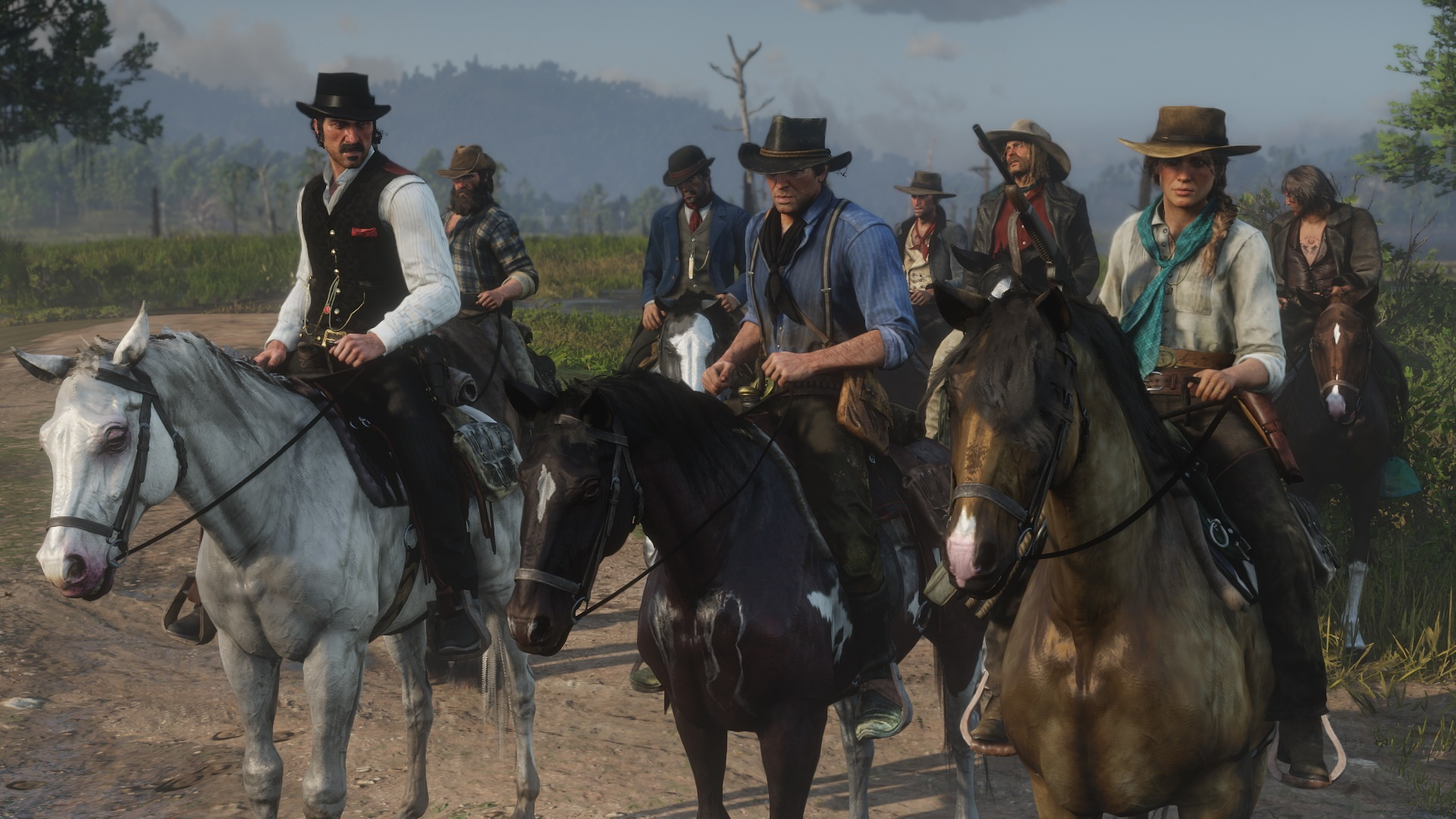 Red Dead Redemption 2: novas e belíssimas imagens destacam visual do jogo 14