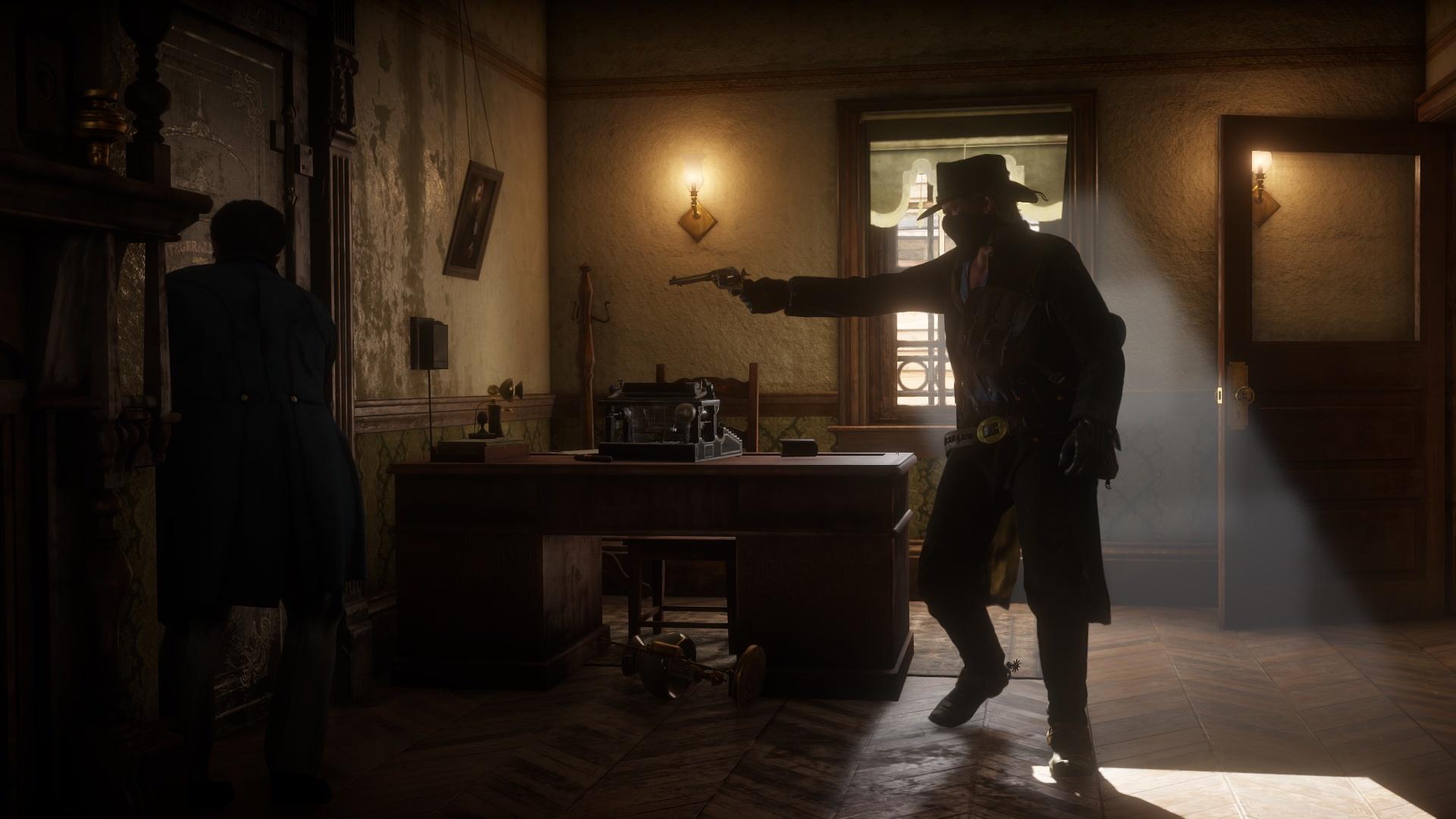 Red Dead Redemption 2 traz mundo realista recheado de interações 2