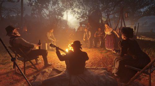 Rockstar promete corrigir bugs nos acampamentos de Red Dead Redemption 2