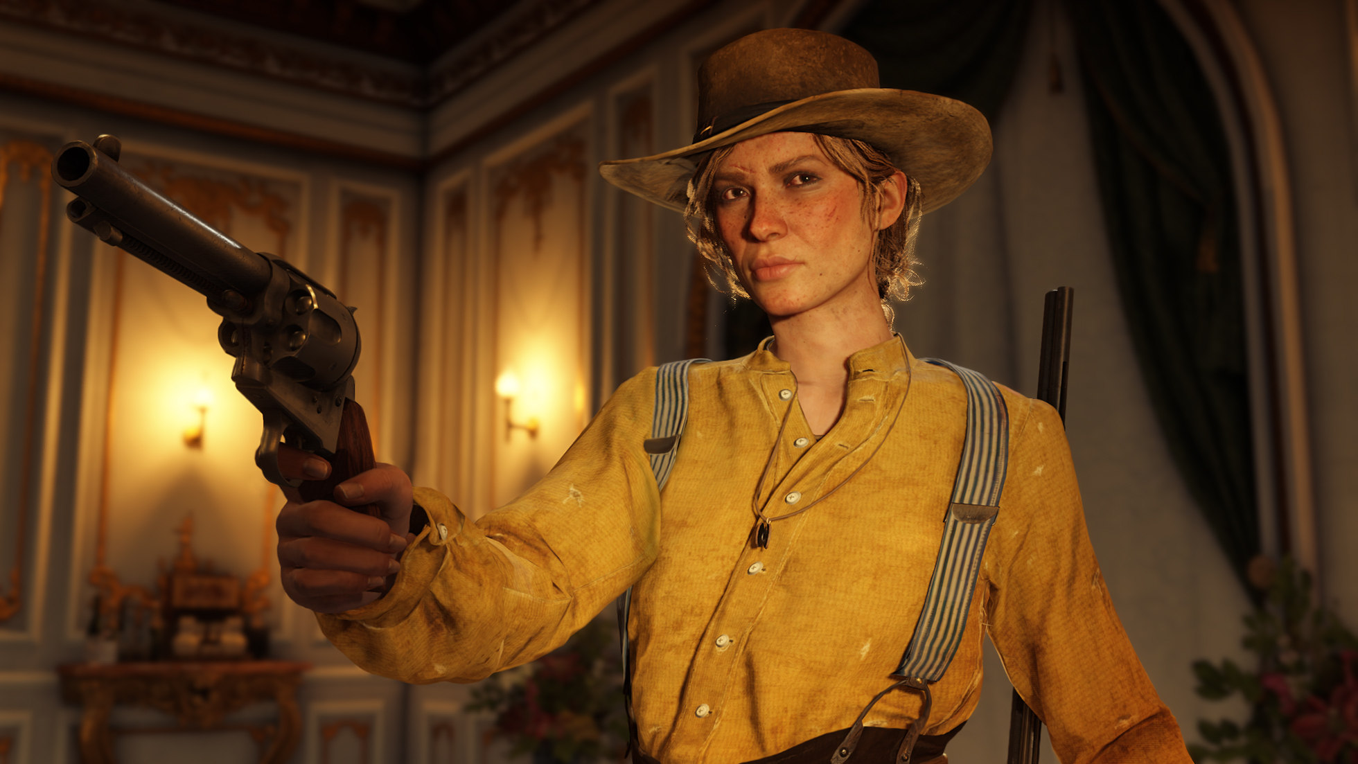 Red Dead Redemption 2: novas e belíssimas imagens destacam visual do jogo 2