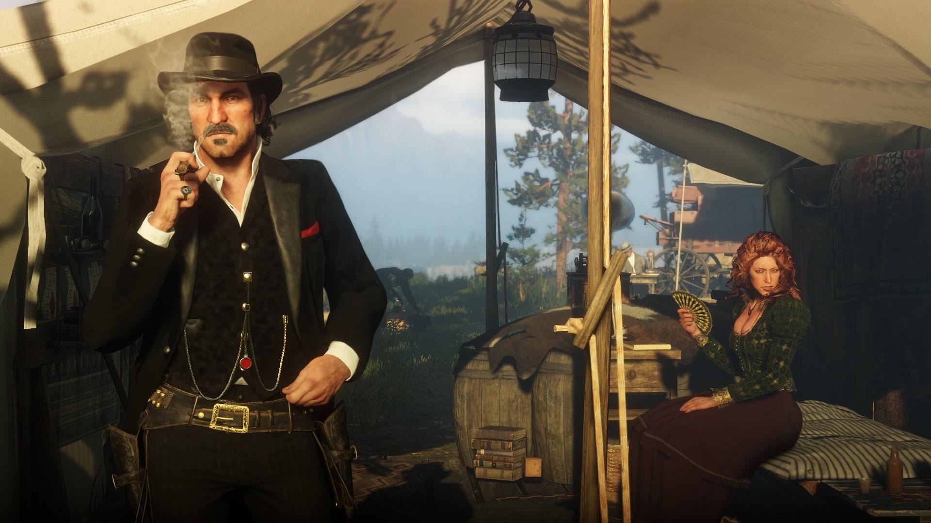 Red Dead Redemption 2: novas e belíssimas imagens destacam visual do jogo 3