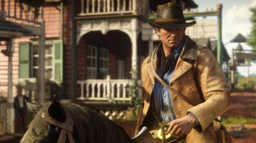 Red Dead Redemption 2 traz mundo realista recheado de interações