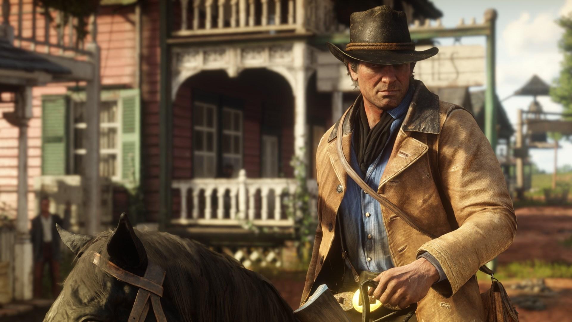 Red Dead Redemption 2: novas e belíssimas imagens destacam visual do jogo 4