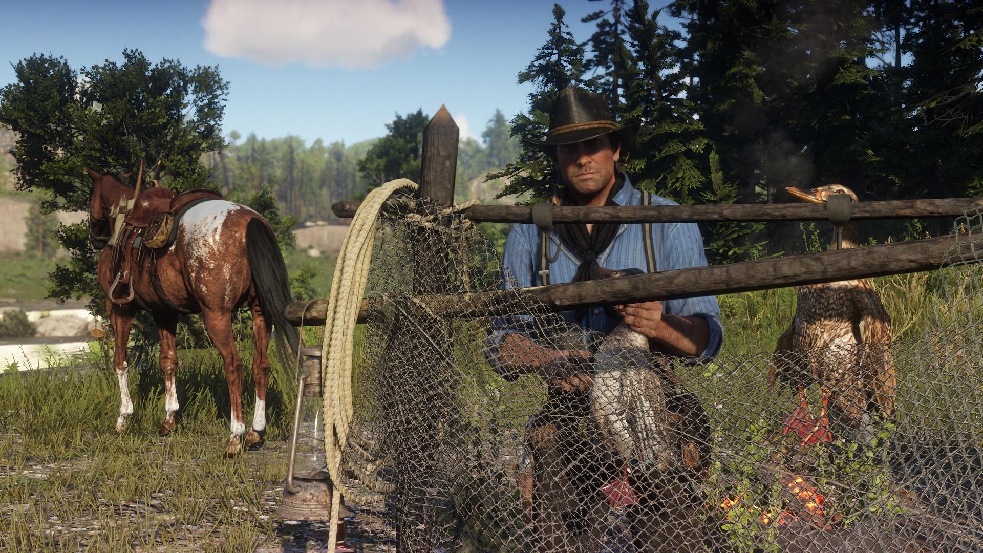 Red Dead Redemption 2: novas e belíssimas imagens destacam visual do jogo 5