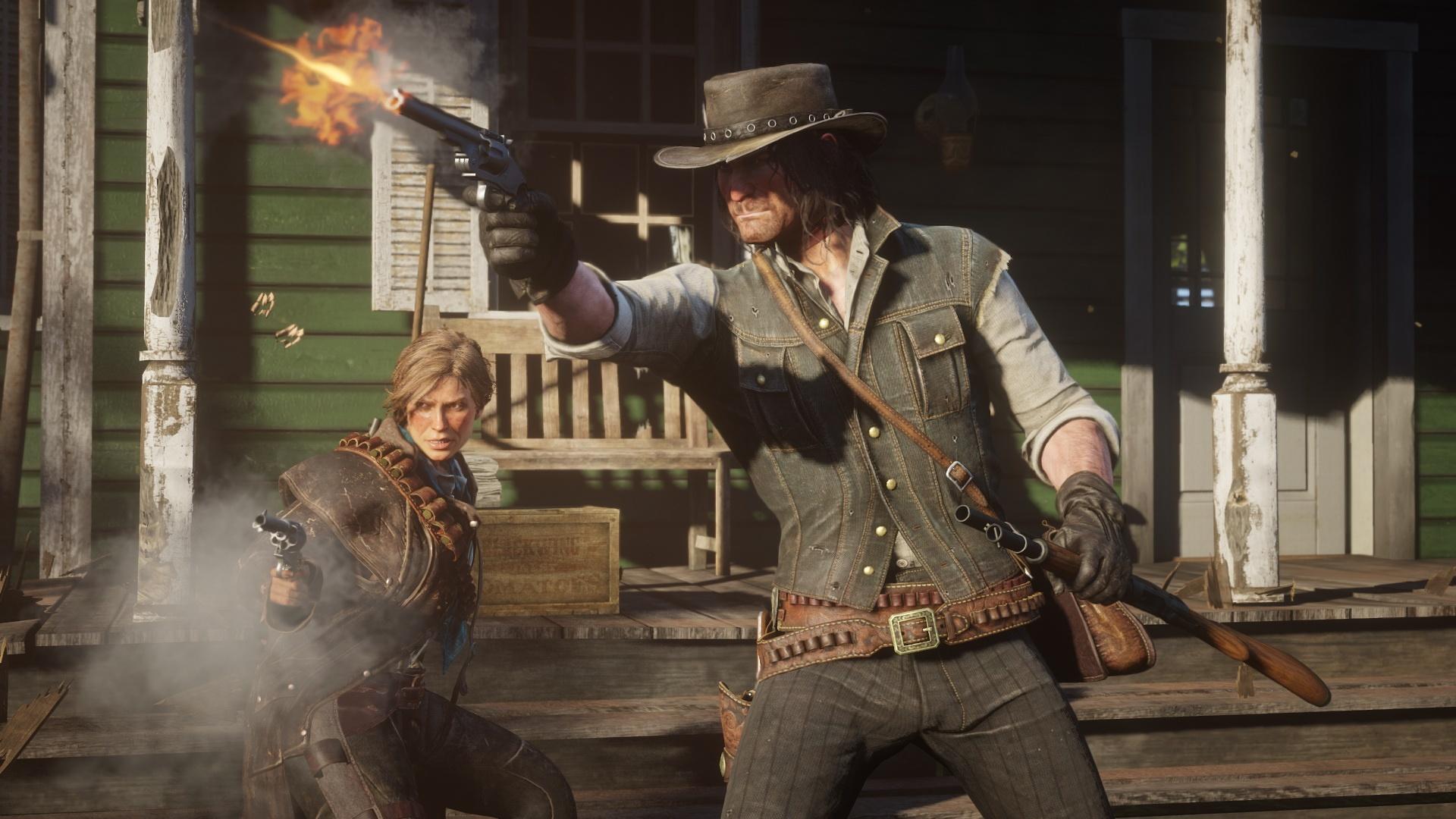 Red Dead Redemption 2: novas e belíssimas imagens destacam visual do jogo 7
