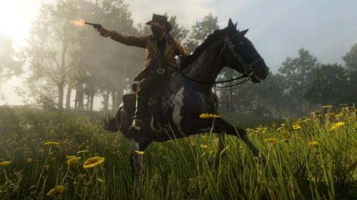 Red Dead Redemption 2: monetização não é o foco, diz CEO da Take-Two