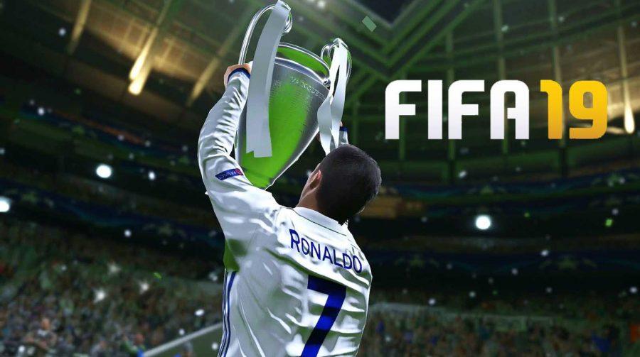 Comentarista 'crava' UEFA Champions League no FIFA 19