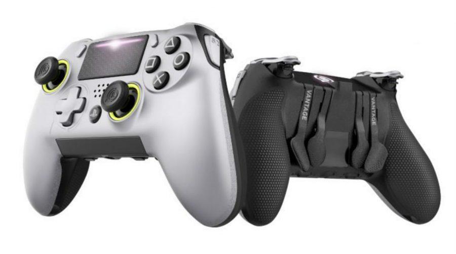 Sony apresenta SCUF Vantage, novo controle licenciado para PS4